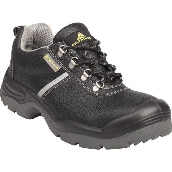 Zapatos Seguridad piel Horma Ancha MONTBRUN S3 SRC