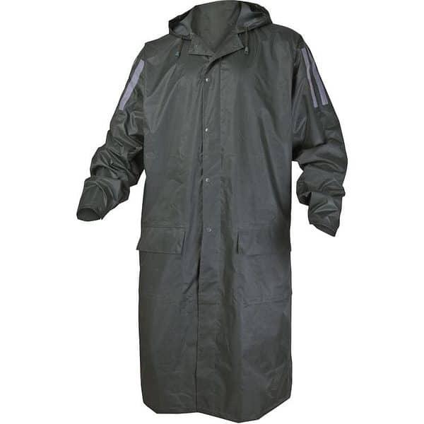 Abrigo Lluvia Ma400 Verde