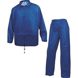 Conjunto Lluvia Pvc En400 Azul