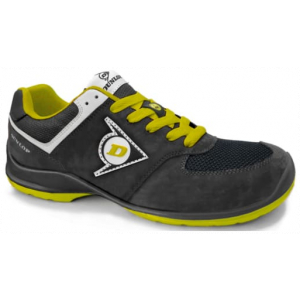 Zapatillas Trabajo Dunlop Flying Sword Amarillo