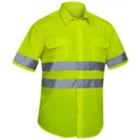 Camisa Alta Visibilidad Manga Corta Sunway