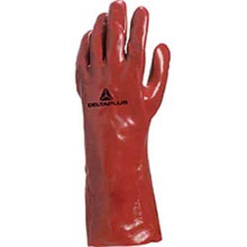 GUANTES PVC SOPORTE ALGODON PVC7335