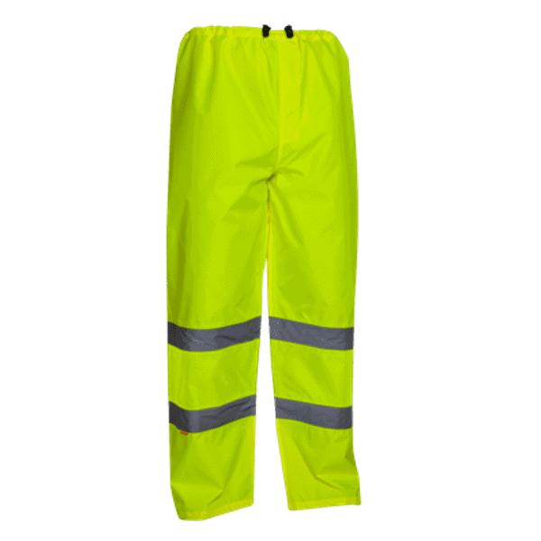Pantalón Lluvia Alta Visibilidad Tornado amarillo
