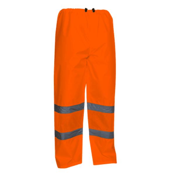 Pantalón Lluvia Alta Visibilidad naranja