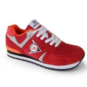 ZAPATILLAS DUNLOP FLYING WING ANTE rojo