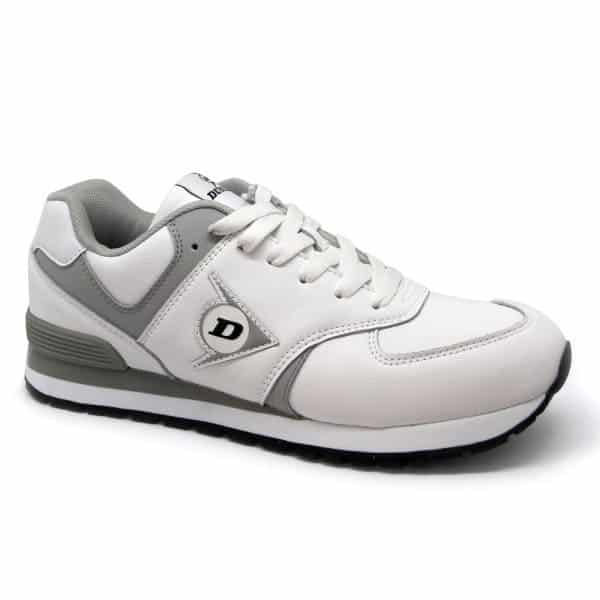 ZAPATILLAS DUNLOP FLYING WING PIEL blanco
