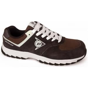 ZAPATILLAS-TRABAJO-DUNLOP-FLYING-ARROW-COLOR-MARRON