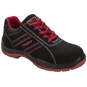 Zapatillas Deportivas Seguridad GOAL 2.0 S1P SRC negro