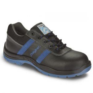 Zapato Seguridad Deportivo COBRE 2.0 S1P SRC negro