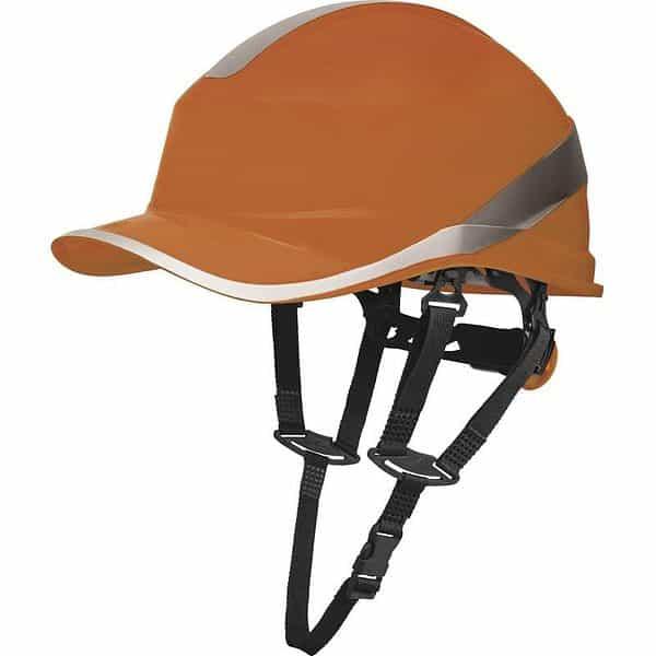 casco DIAMOND V UP naranja