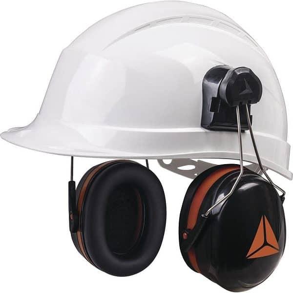 cascos antiruido para cascos de obra