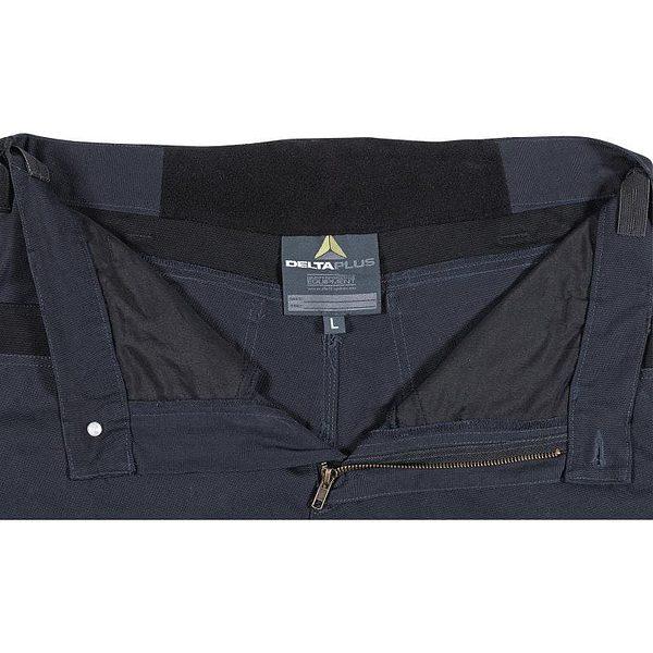 Pantalon Trabajo Algodon Mopa2 Detalle Cierre