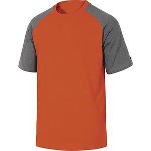 Camiseta Genoa Naranja Gris