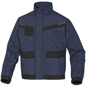 "CHAQUETA TRABAJO POLIÉSTER ALGODÓN <a href=""https://es.wikipedia.org/wiki/Ripstop"" target=""_blank"" rel=""noopener noreferrer"">RIPSTOP</a> MCVE2"