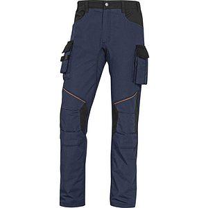 Pantalon Trabajo Mcpa2 Azul Negro