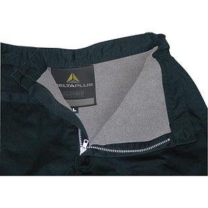 Pantalones Acolchados Dmpaw Detralle Cremallera