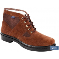 MANGROVE CANVAS SUEDE BOOTS