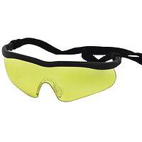 SPORT AMBER UV PROTECTION SAFETY GLASSES