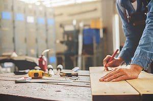 Ropa laboral carpinteria